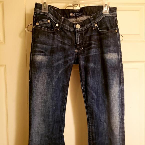 504255a5b81d2 Rock & Republic Jeans | Rock Republic Sz 27 | Poshmark